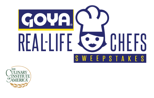 GOYA Real-Life Chefs Sweepstakes