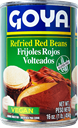 Refried Red Beans – Central American Style