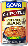 Refried Pinto Beans with Chipotle