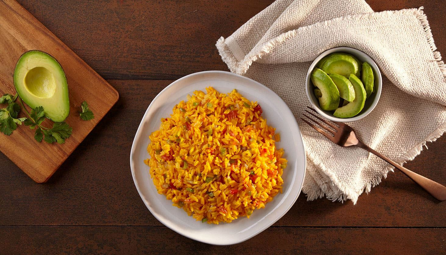 Yellow Rice - Arroz Amarillo