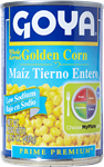 Low Sodium Golden Corn
