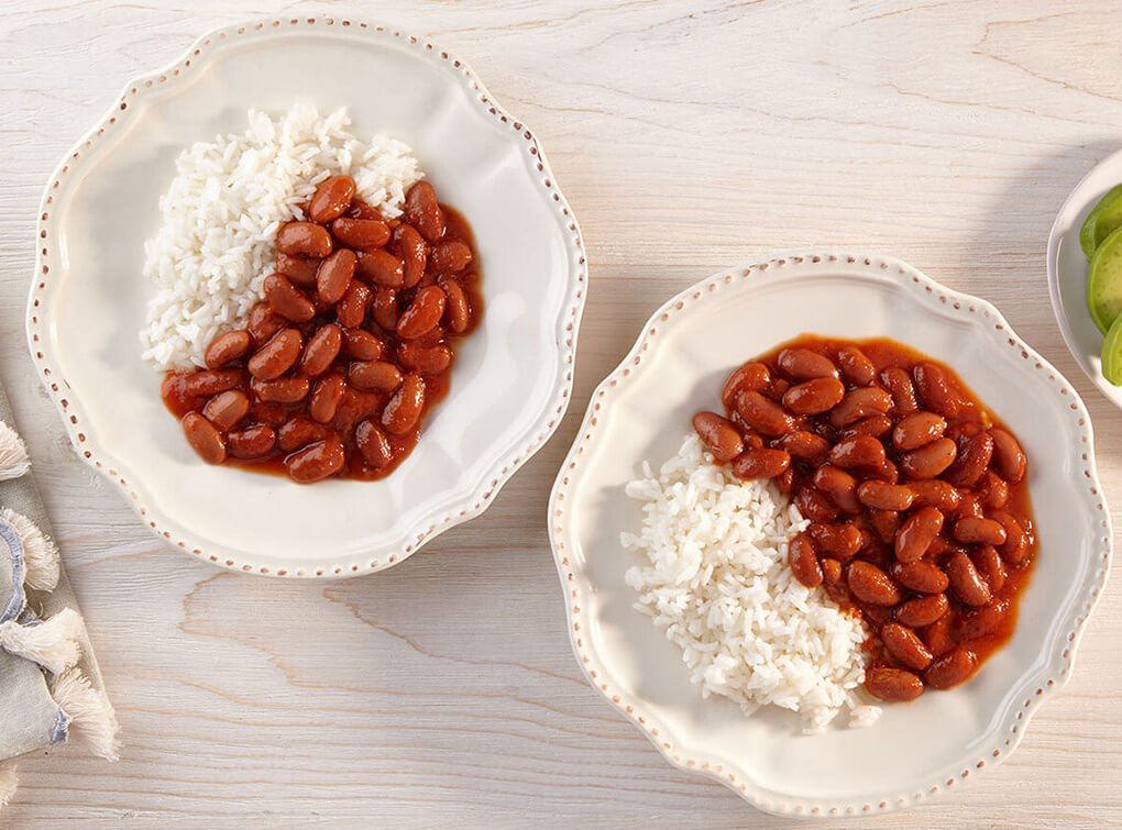 Red Kidney Beans Rice