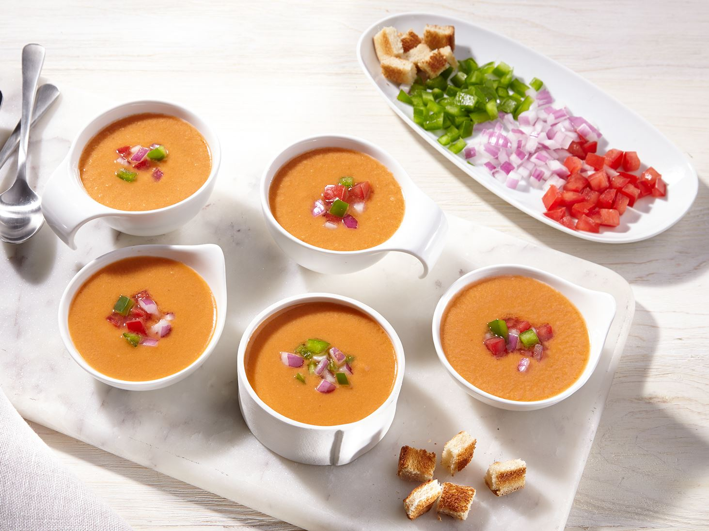 Gazpacho - Cold Vegetable Soup